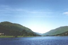 View up Loch Voil