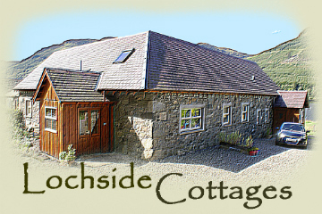 Lochside Cottages, Trossachs