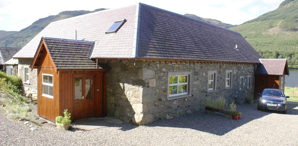 Stable Cottage and Dairy Cottage